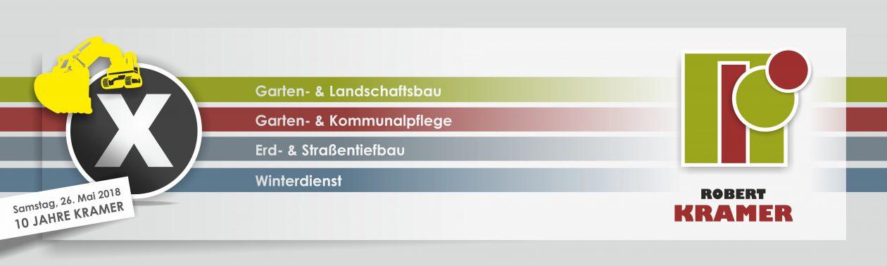 Robert KRAMER Garten- und Landschaftsbau GmbH