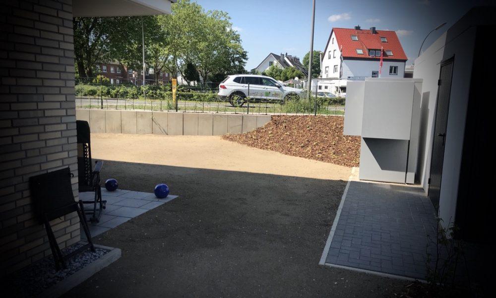 Baustelle Nordring