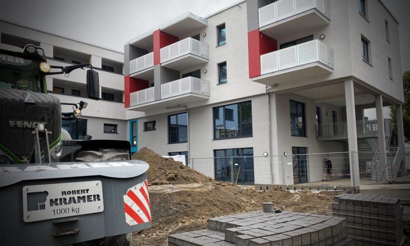 Baustelle Mont-Cenit Herne