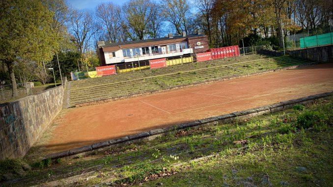 Baustelle Hoeschpark