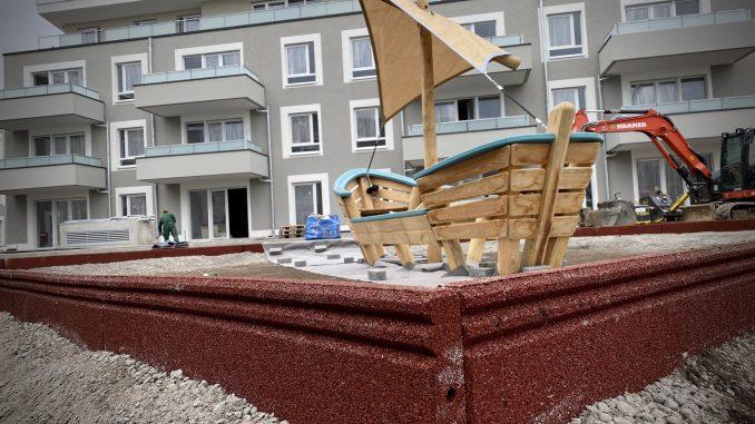 Baustelle Hohenbuschei